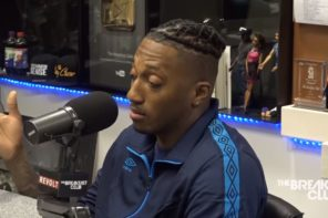 Lecrae Returns To The Breakfast Club
