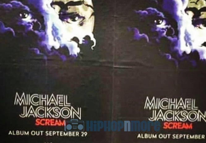 Michael Jackson Scream Album