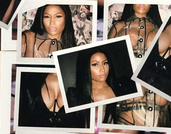 Nicki Minaj Promises Her