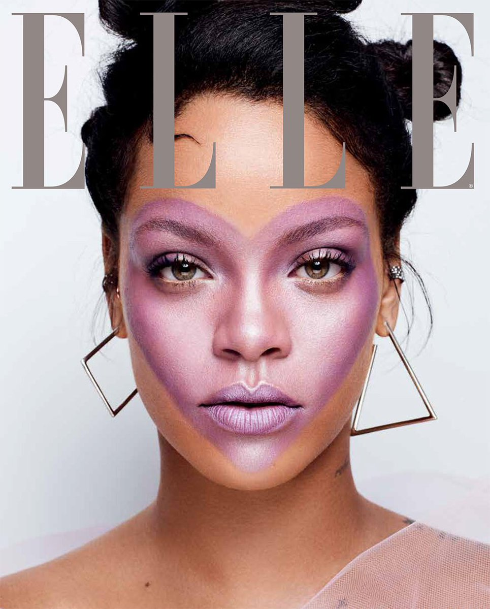 Rihanna's make-up line has dropped and it looks LIIIIIT