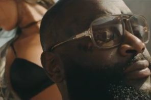 New Video: Rick Ross – 'Santorini Greece'