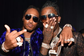 Here Are The First Week Sales Projections For Future & Young Thug's 'Super Slimey' Album