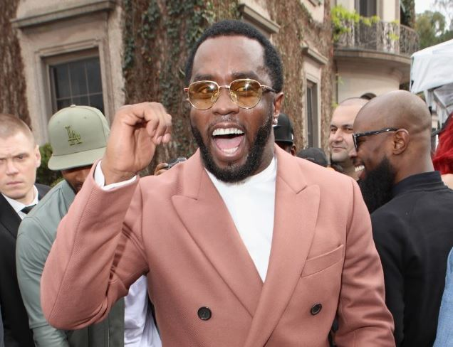 Is Diddy taking P with new name?