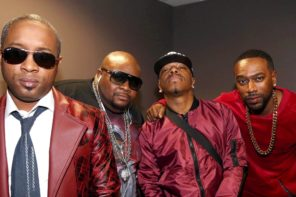 Dru Hill Drop 'Christmas in Baltimore' EP, Their First Project in 7 Years