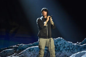 Eminem Talks Not Being Out of Touch, Favorite TV Shows & Dating in New Interview