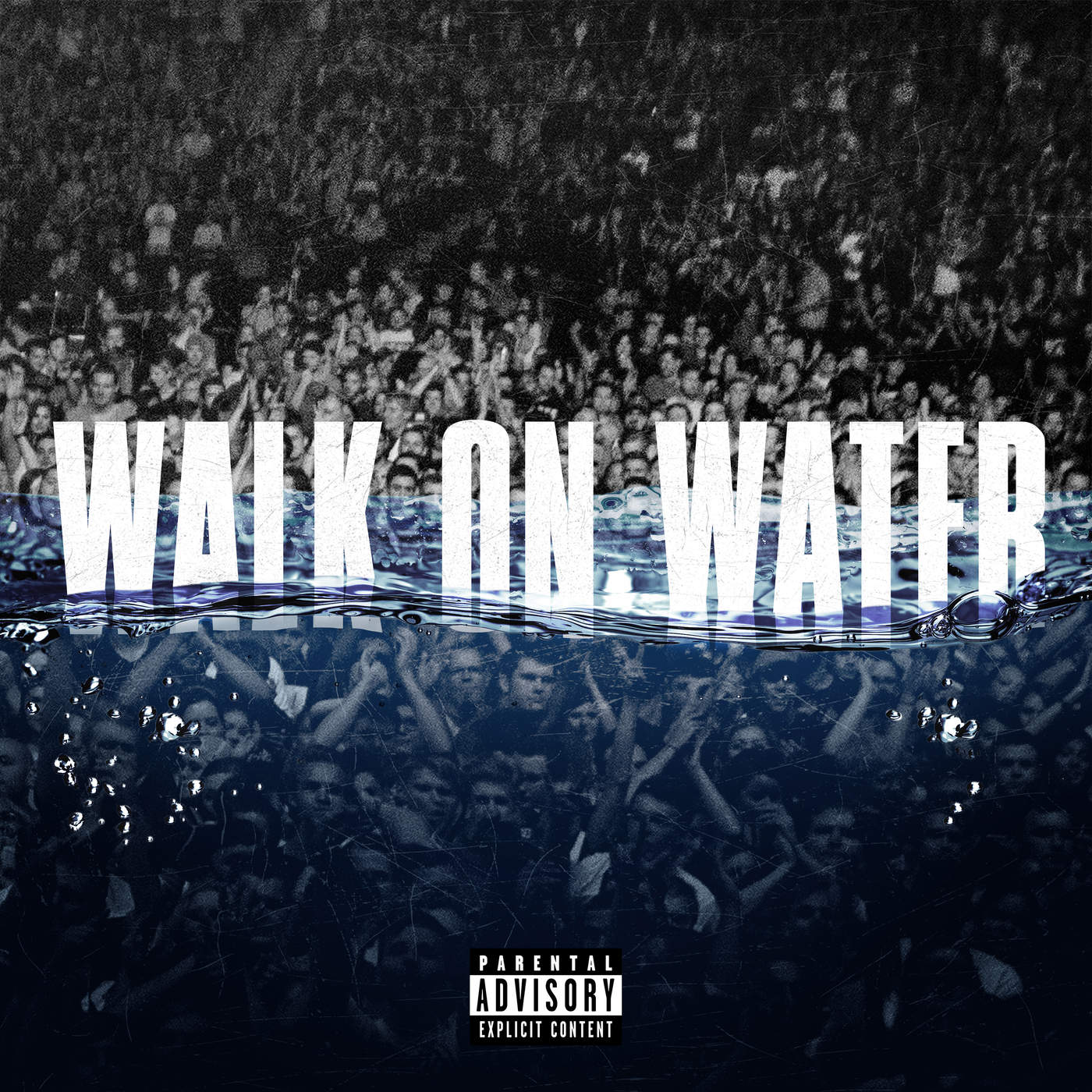 Eminem Teams With Beyonce for New Comeback Song 'Walk on Water'