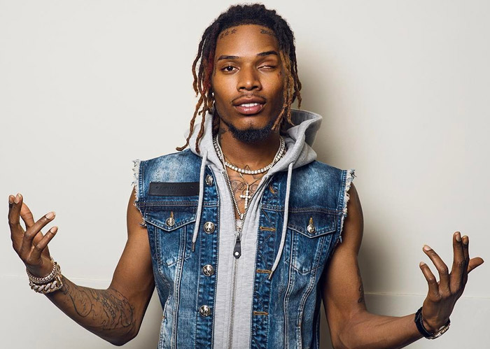 Rapper Fetty Wap arrested for drag racing, drunk driving