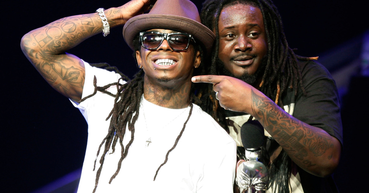 Pain Sues Lil Wayne Over 'Carter III' Royalties