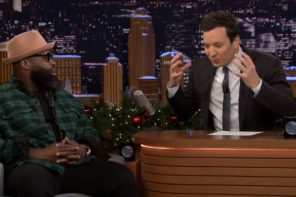Black Thought Talks About His 10 Minute 'Funk Flex' Freestyle with Jimmy Fallon