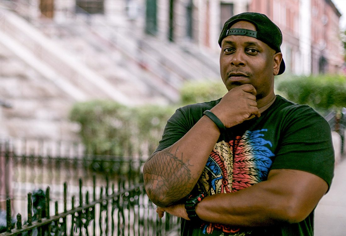 Podcaster Combat Jack, aka Reggie Osse, Dead at 48