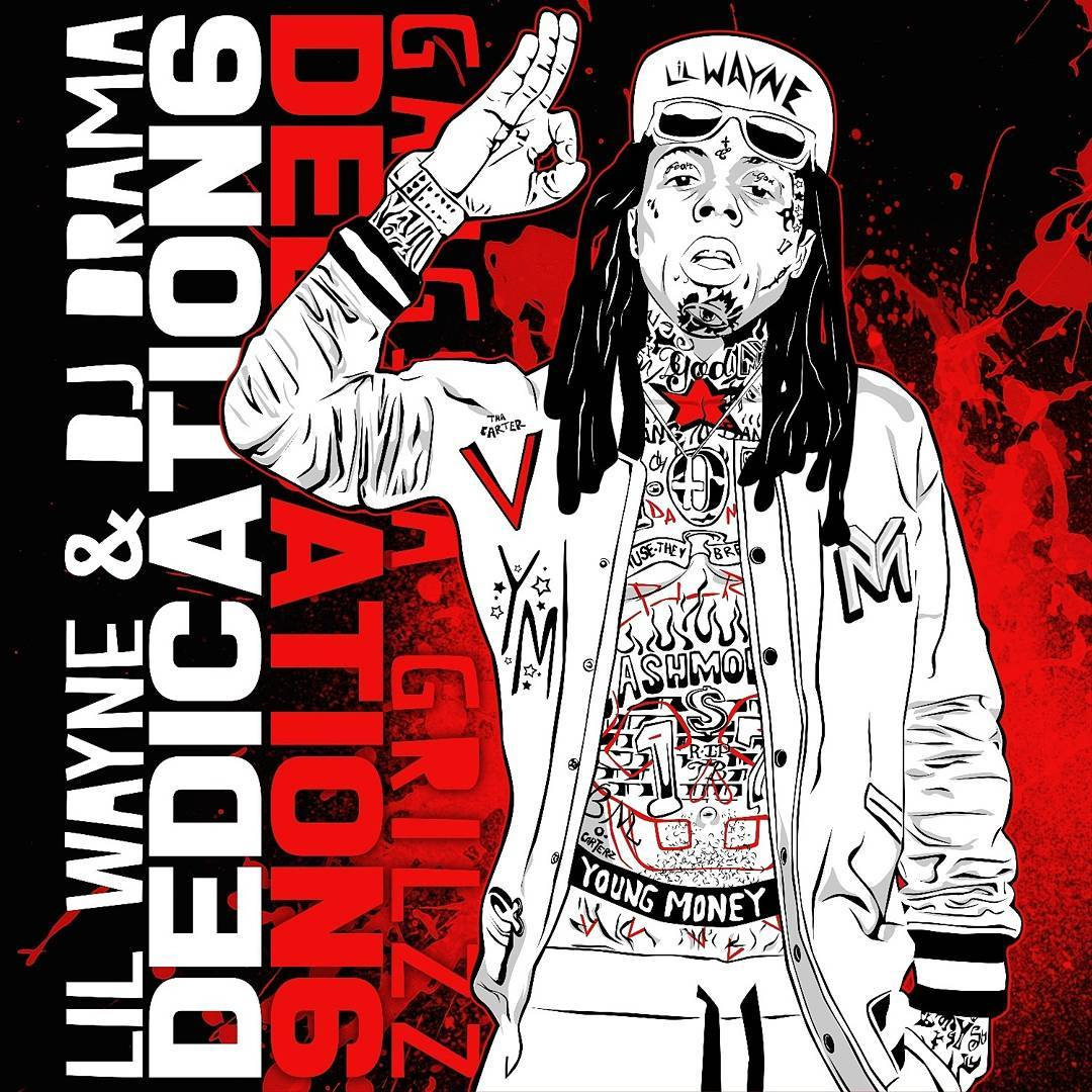 Lil Wayne Releases His Latest Mixtape Dedication 6