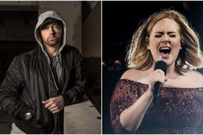 Eminem's 'Walk On Water' Was Originally Supposed To Feature Adele
