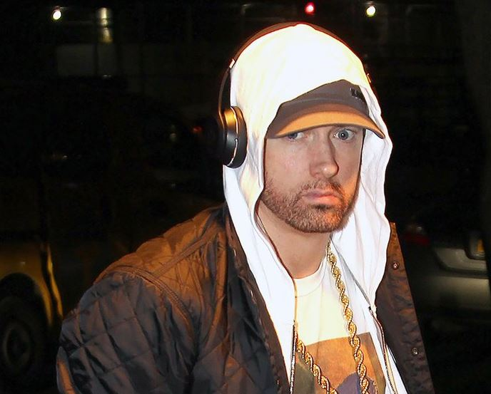 Eminem's New Album 'Revival' to Feature Ed Sheeran