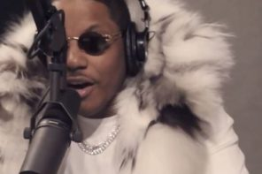 Watch Mase Freestyle with DJ Cosmic Kev