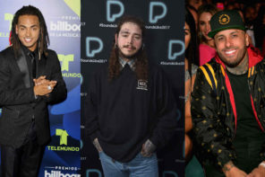 Listen to The Latin Remix of Post Malone's 'Rockstar' Feat. Nicky Jam & Ozuna