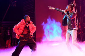 Listen to Young Thug's 'Me Or Us' Remix Feat. Travis Scott