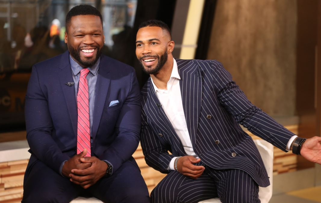Omari Hardwick – 50+0=500 Ft. 50 Cent & David Rush
