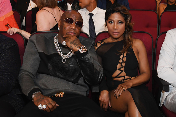 Toni Braxton is engaged to boyfriend Birdman