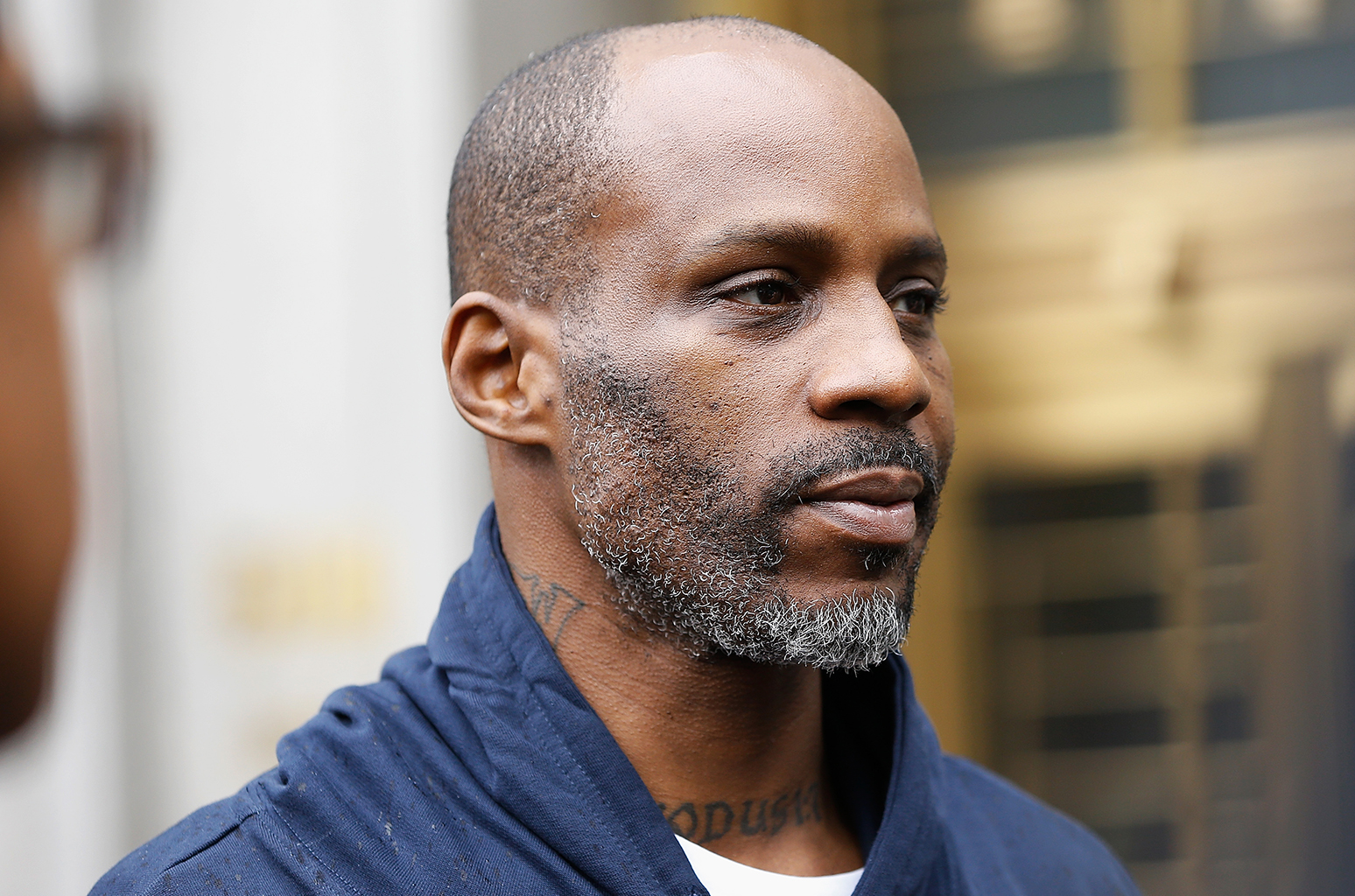 DMX Violates His Probation And Goes Back To Jail!