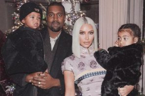 Kim Kardashian & Kanye West Welcome Third Child via Surrogate; Reveal Name
