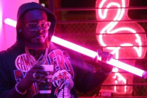 New Music: T-Pain – 'Roll In Peace' (Remix)