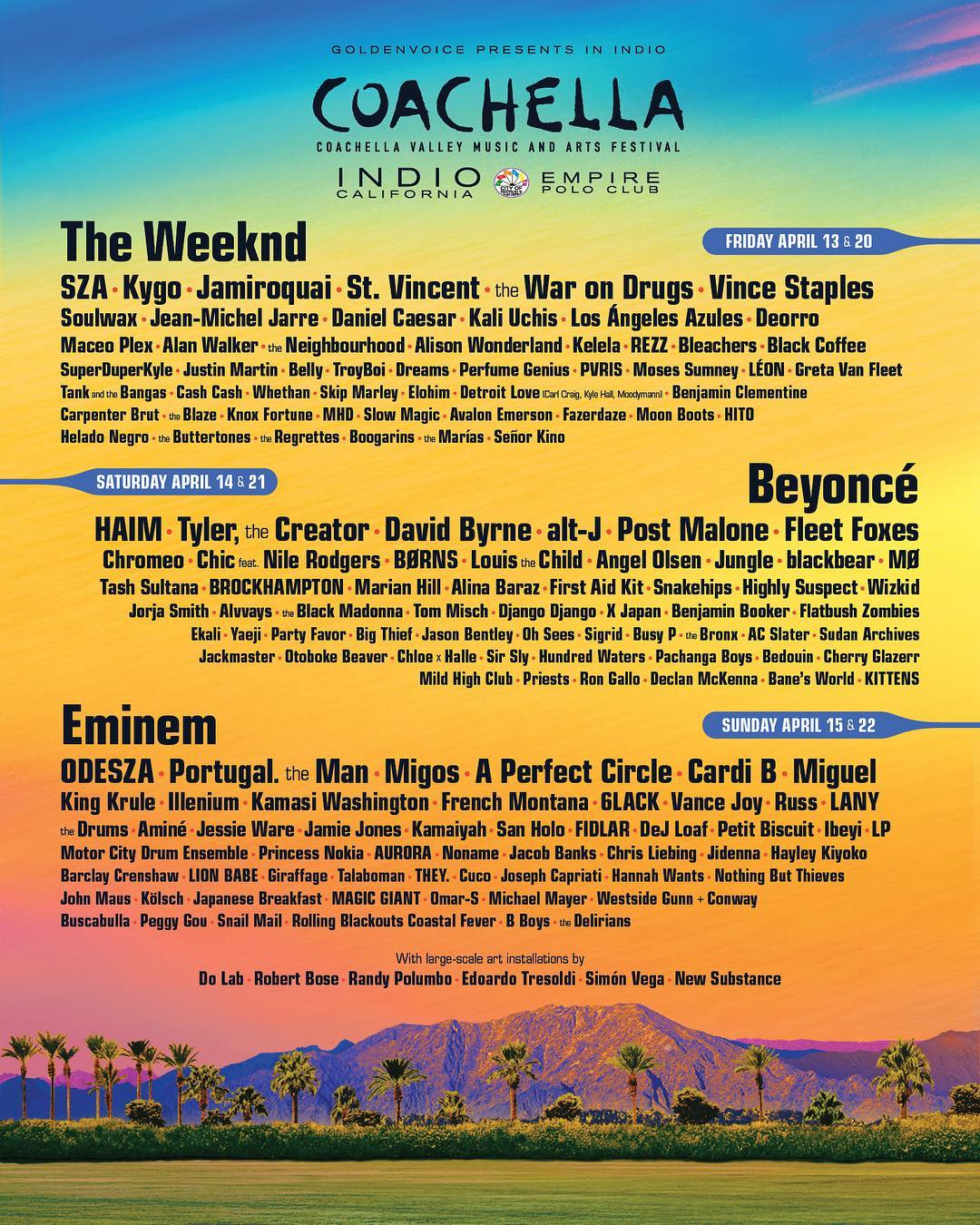 Every Year Coachella Proves Itslef As One Of The Biggest Music Festivals Out There And Thats Why Every Year After The Weekends End Theres Speculation
