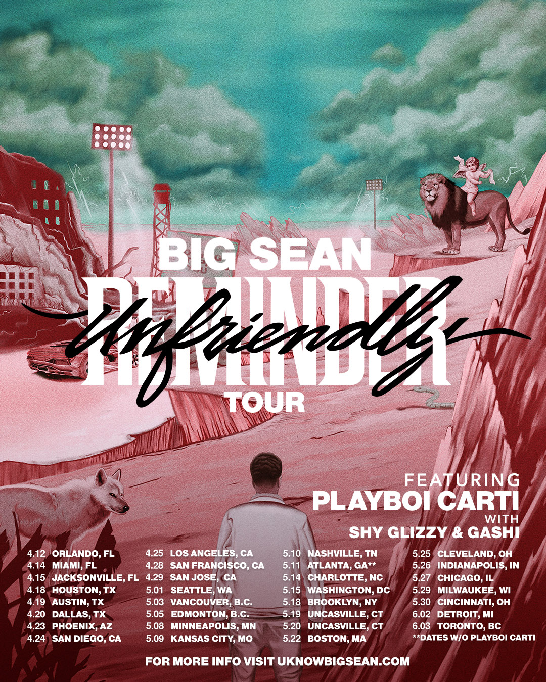 Rapper Big Sean bringing hip-hop celebration to Cleveland
