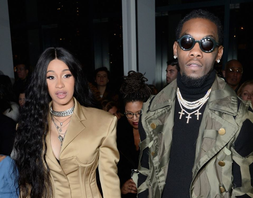 Offset begs Cardi B for forgiveness