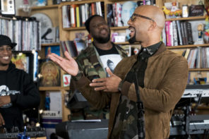 Watch The Latest NPR Tiny Desk Concert Feat. August Greene (Common, Robert Glasper, Karriem Riggins)