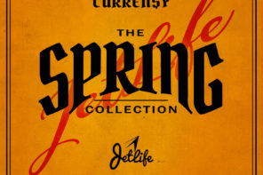 Stream Currensy's New Project 'The Spring Collection'