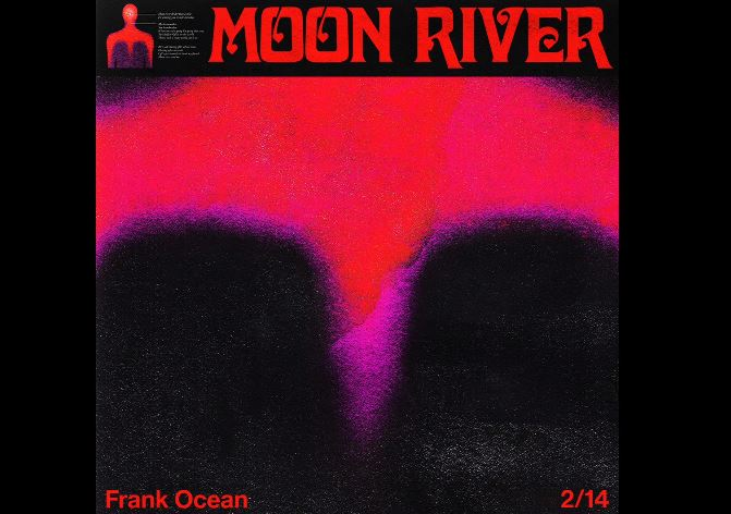 Frank Ocean Covers 'Moon River' Stream, Download, & Lyrics