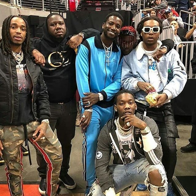 Gucci Mane, Migos, Lil Yachty - Glacier Boyz Album Download