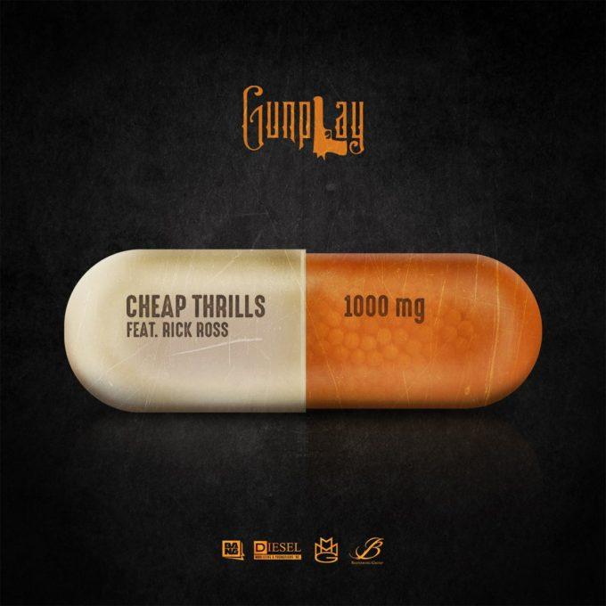 Gunplay - Cheap Thrills Ft Rick Ross