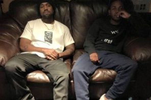 Two New Kanye West & Kendrick Lamar Collaborations Surface