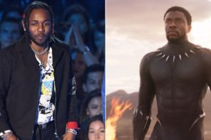 Kendrick Lamar Says He Wants to Be in The Next Black Panther Movie