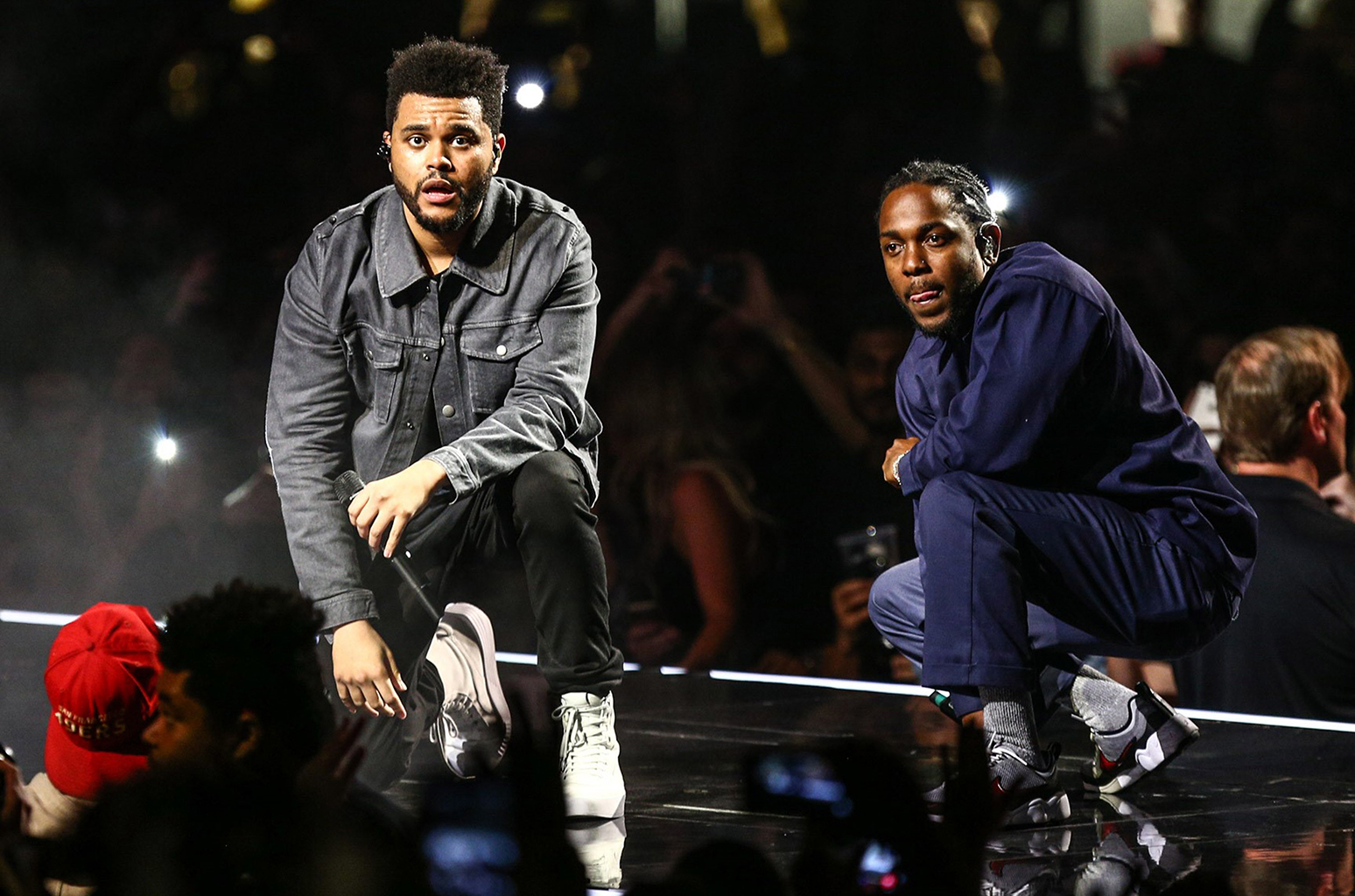 The Weeknd & Kendrick Lamar: 'Pray for Me' Stream, Lyrics, & Download