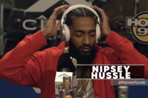 Watch Nipsey Hussle 'Funk Flex' Freestyle on Hot 97