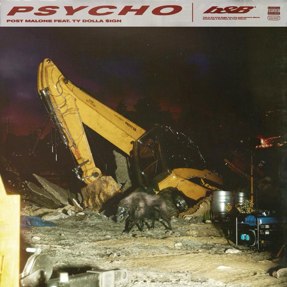 Post malone releases new single 39 psycho 39 feat ty dolla sign listen hiphop n more - Ty dolla sign hd wallpaper ...