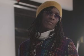 Young Thug Arrested for Gun Charges at 'Slime Language' Listening Party