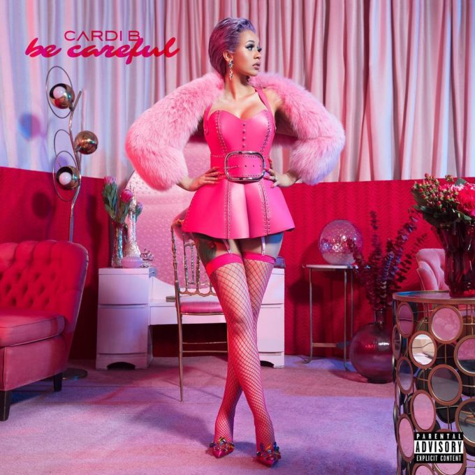 Invasion Of Privacy Cardi B: New Music: Cardi B – 'Be Careful'