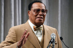 Louis Farrakhan Releases 'Let's Change the World' Album Ft. Stevie Wonder, Rick Ross, Snoop Dogg & More