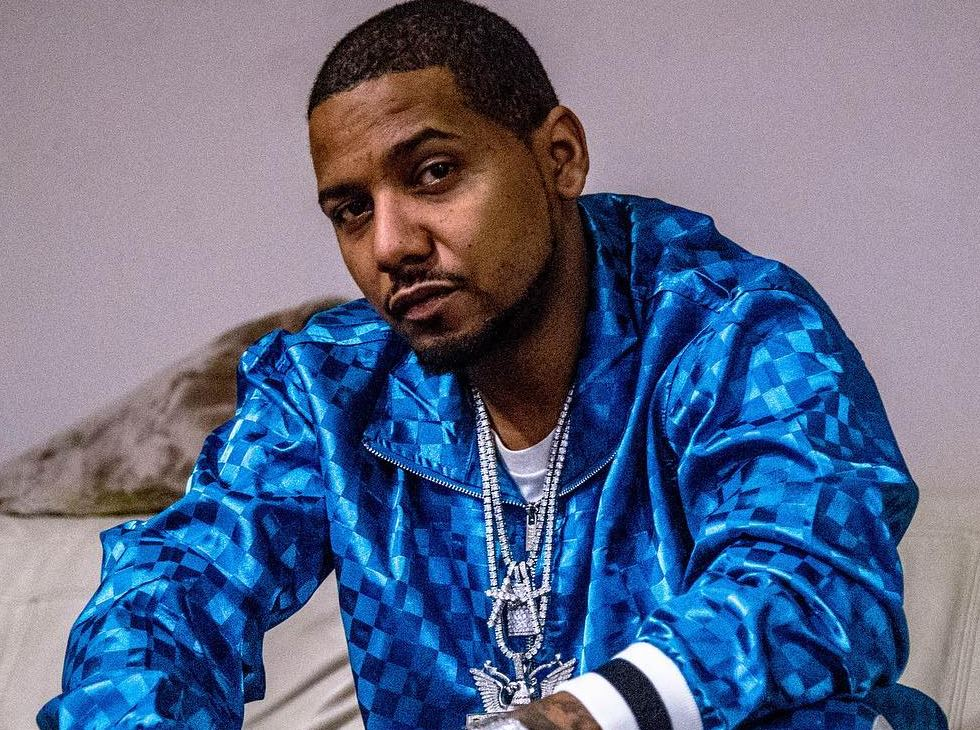 Juelz Santana flees New Jersey airport after TSA finds gun on him