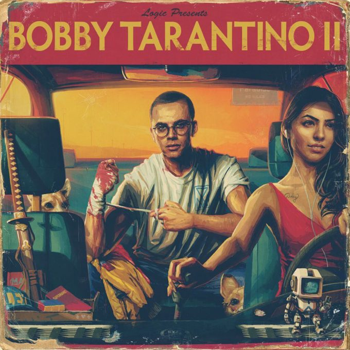 Logic - Bobby Tarantino II Album Download