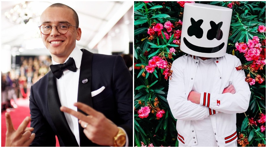 Logic Announces New Single 'Everyday' Feat  Marshmello   HipHop-N-More