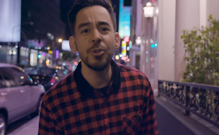 Linkin Park's Mike Shinoda Streams Two Tracks From New Album
