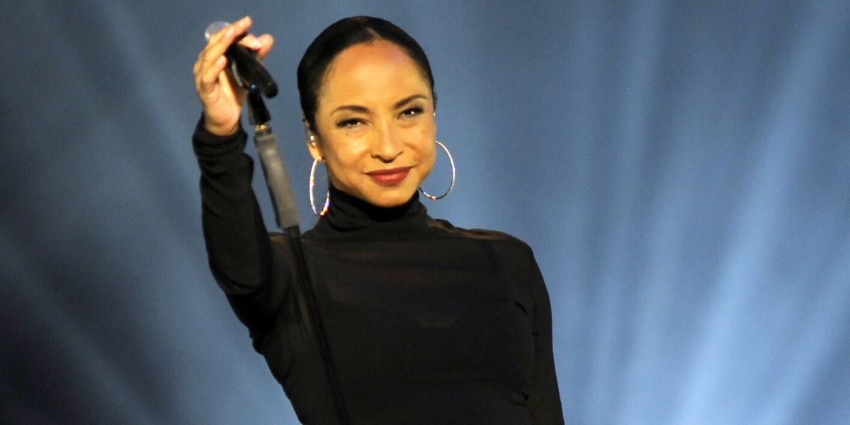 Sade - 'Flower of the Universe'