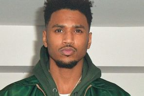 Trey Songz Surrenders to LAPD on Domestic Violence Charges
