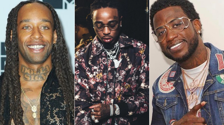 162b8fea8829 Ty Dolla Sign Debuts New Song 'Pineapple' w/ Gucci Mane & Quavo ...
