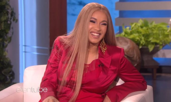 Watch Cardi B Interview On The Ellen Show Hiphop N More