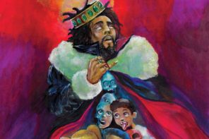 J. Cole Reveals 'K.O.D' Artwork & Track List